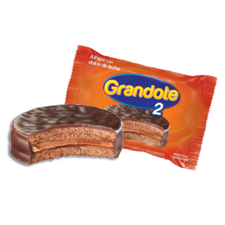 Alfajor Grandote Simple x 40u.