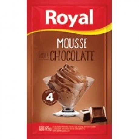 Mousse Royal Chocolate x 65g