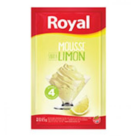 Mousse Royal Limón x 65g